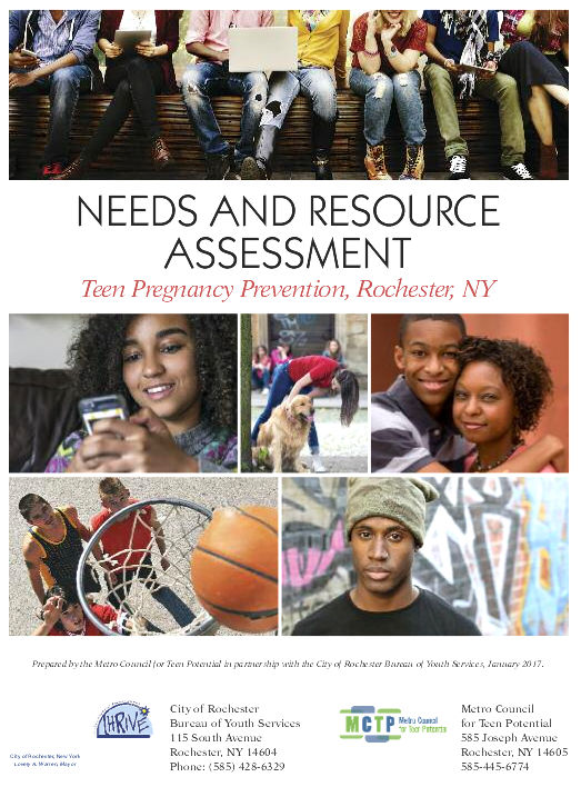 Click to Download 18 page Needs and Resource Assessment